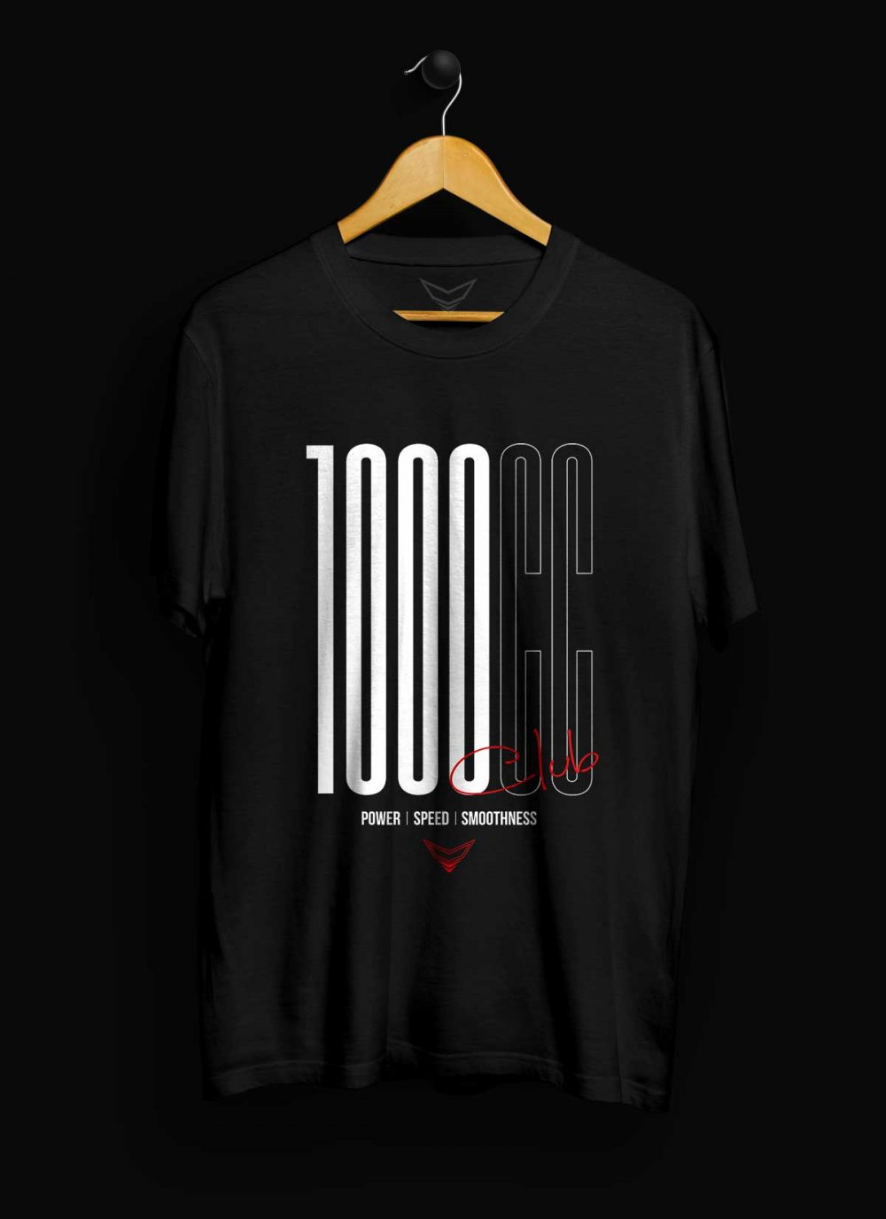 1000cc Club T-Shirt