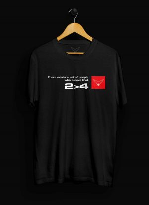 2>4 Motorcycle T-Shirt
