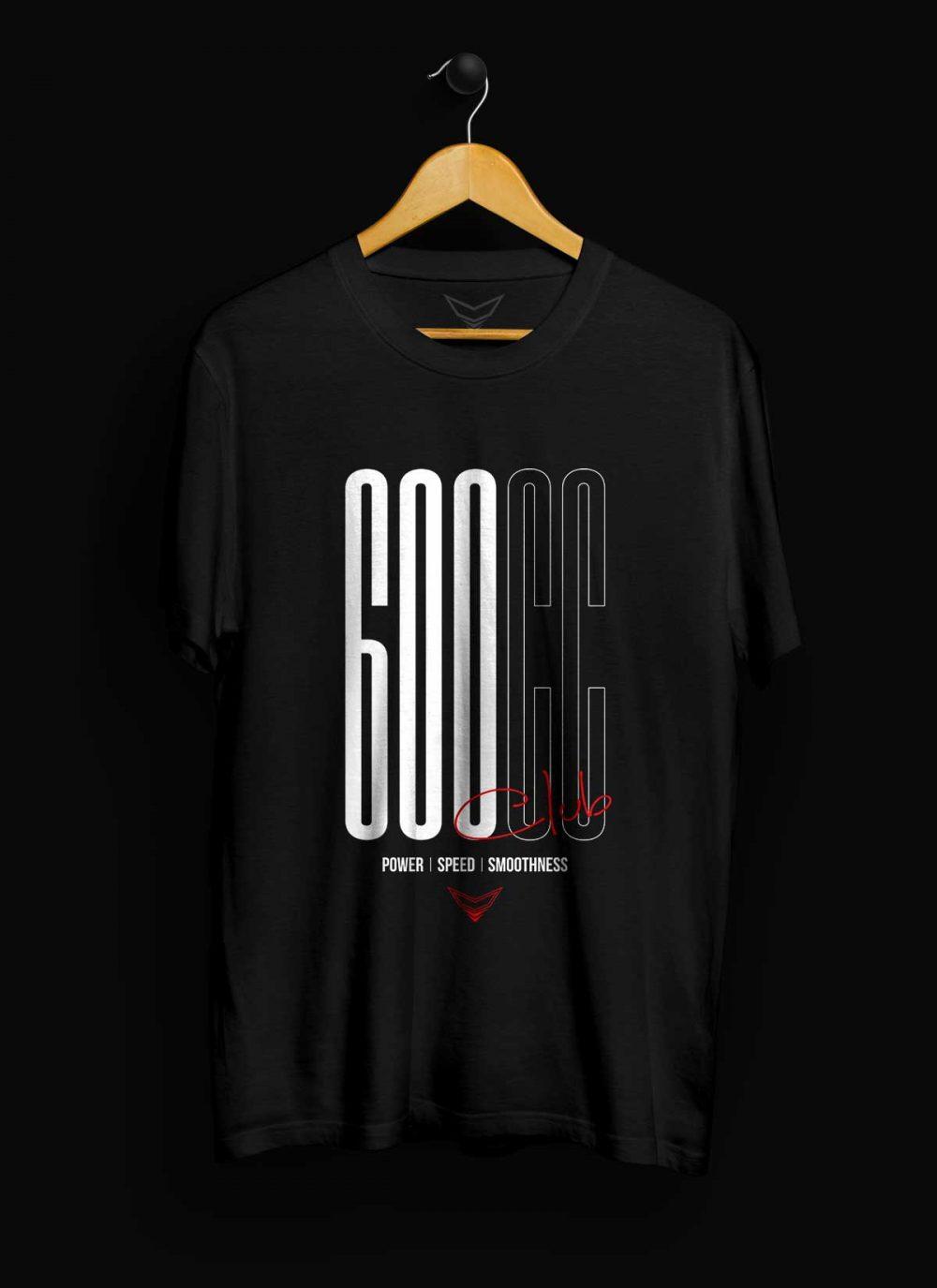 600cc Club T-Shirt