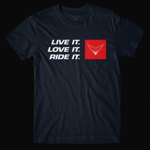 Live It. Love It. Ride It. T-Shirt