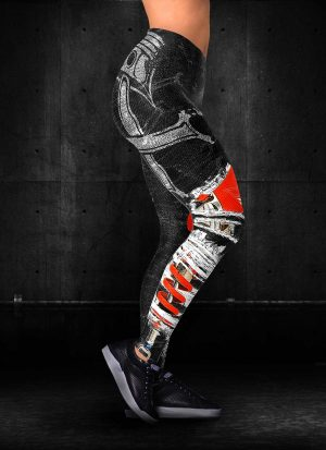 ea87d3d9da5ce Exclusive Full Printed Motorcycle Leggings | Ridezza