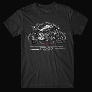 FZ-07 Motorcycle T-Shirt