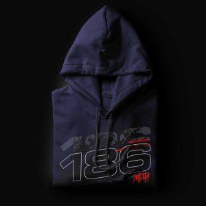 186 MPH Hoodie