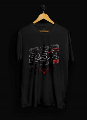 299KM/H Motorcycle T-Shirt