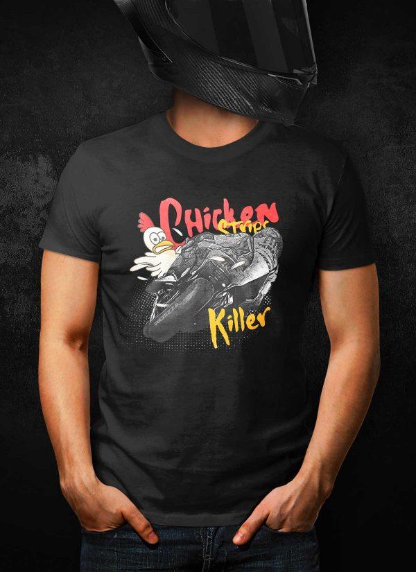 Chicken Strips Killer T-Shirt