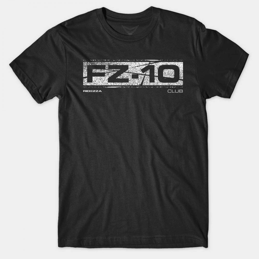 Yamaha FZ-10 Club T-Shirt