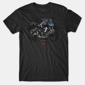 FZ-09 2017 V.2 Motorcycle T-Shirt
