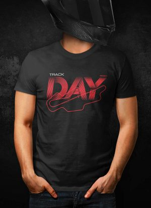 Trackday Motorcycle T-Shirt