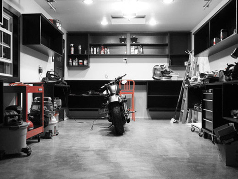 Motorcycle Dream Garages Octane Press Motorcycle
