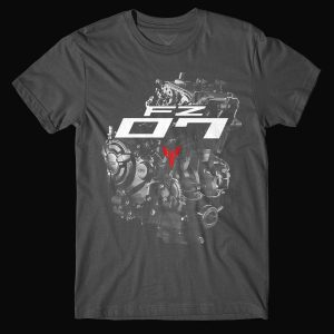 Yamaha FZ-07 Engine T-Shirt