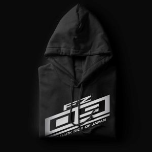 FZ-09 The Dark Side of Japan Hoodie