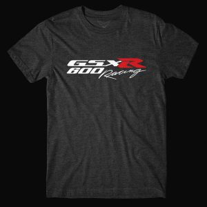GSX-R600 Racing Tri-blend T-Shirt