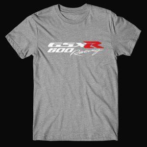 GSX-R600 Racing Tri-blend T-Shirt