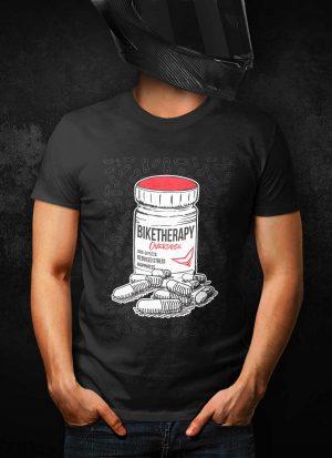 Bike Therapy Overdose T-Shirt