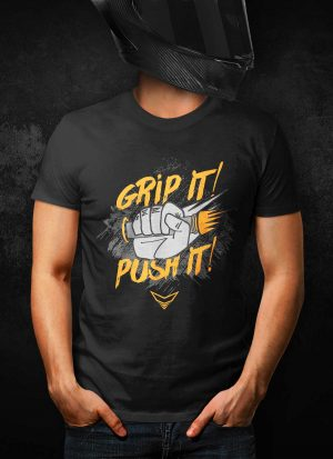 Grip It! Push It! T-Shirt