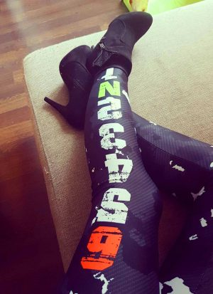 Gear Shift 1N23456 Motorcycle Leggings