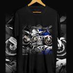 BMW Blue S1000RR T-Shirt