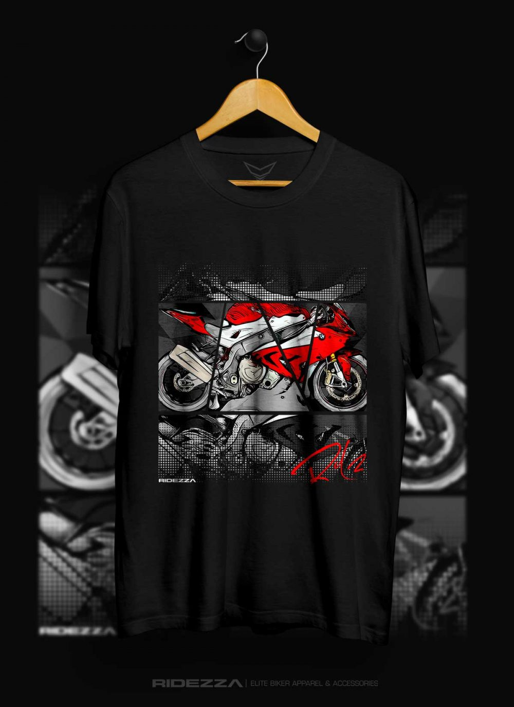 BMW Red S1000RR T-Shirt
