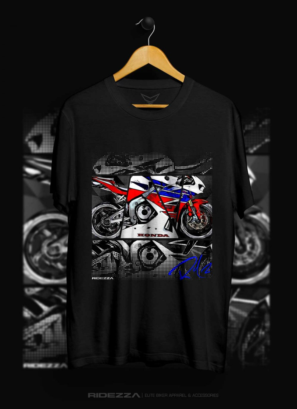 Honda CBR 600RR HRC T-Shirt