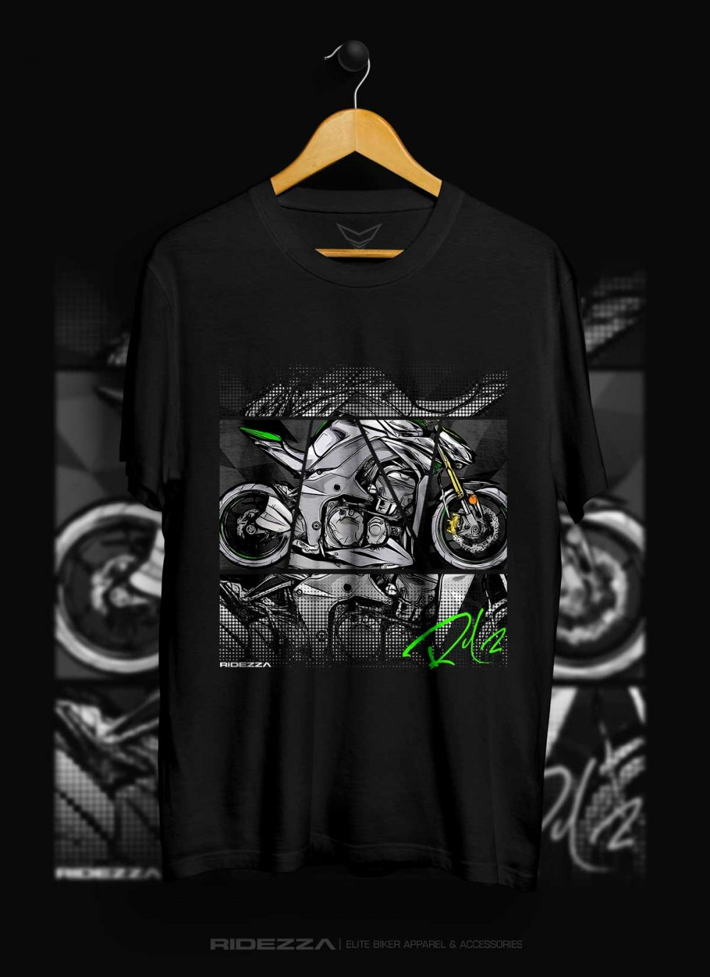 Kawasaki Z1000 T-Shirt