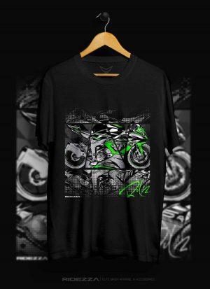 Kawasaki ZX6R Raceline T-Shirt