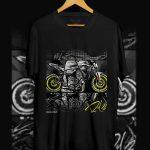 Yamaha FZ-07 Raceline T-Shirt