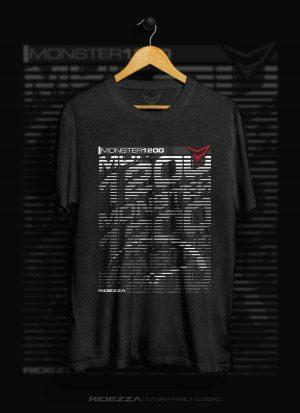 Ducati Monster 1200 Speedy T-Shirt
