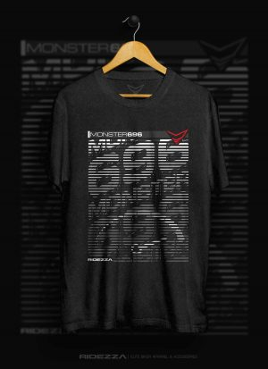 Ducati Monster 696 Speedy T-Shirt