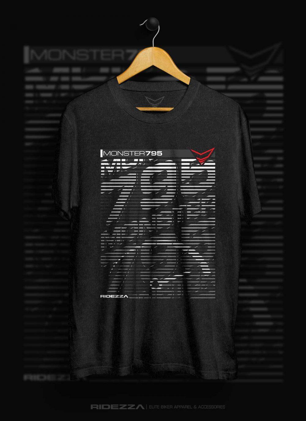 Ducati Monster 795 Speedy T-Shirt
