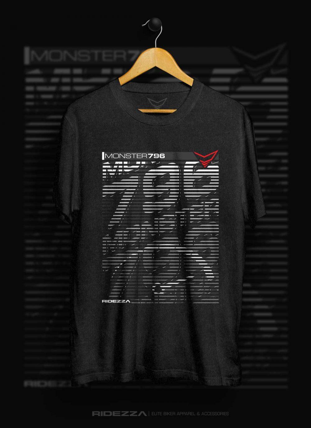 Ducati Monster 796 Speedy T-Shirt