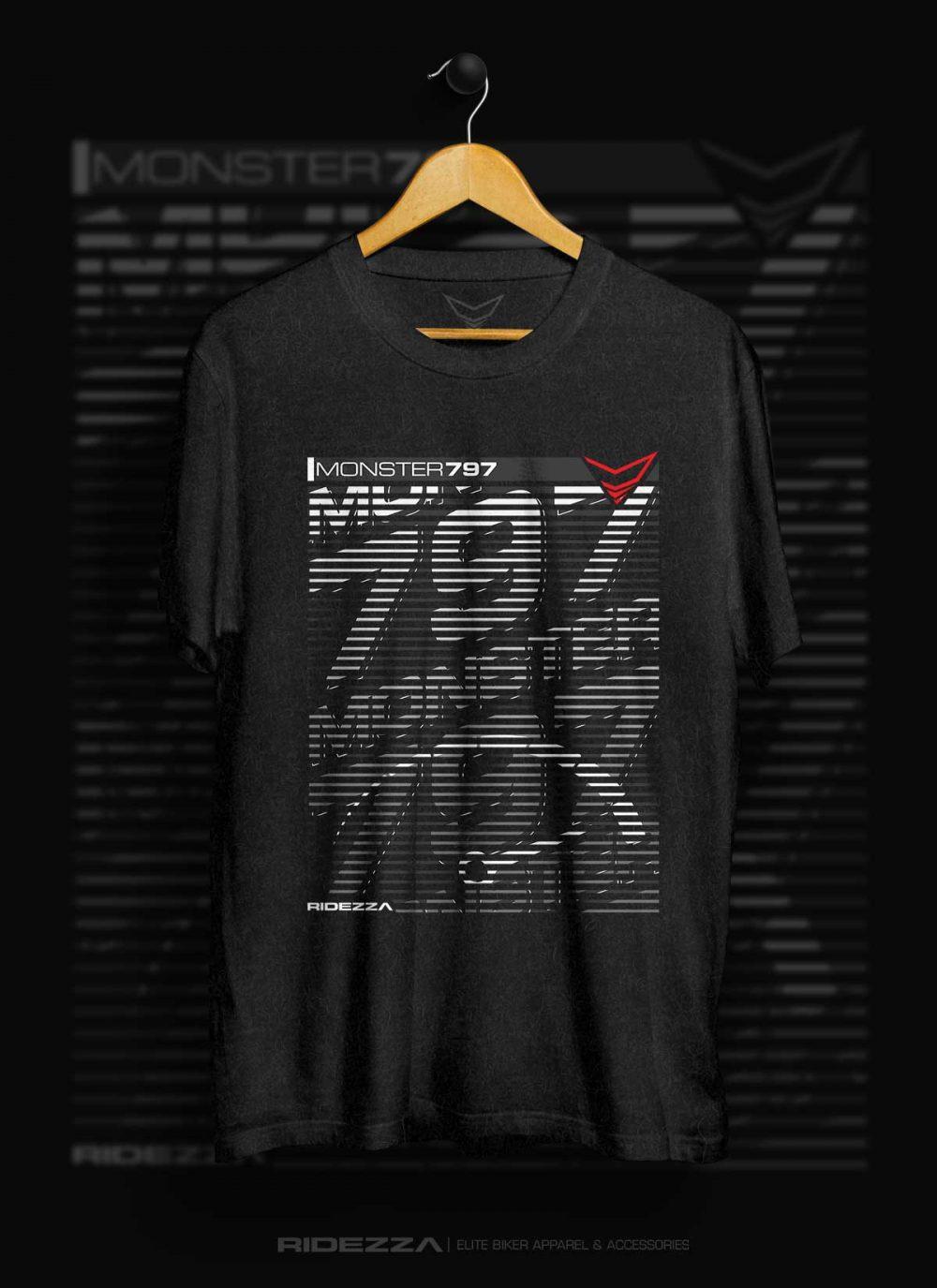 Ducati Monster 797 Speedy T-Shirt