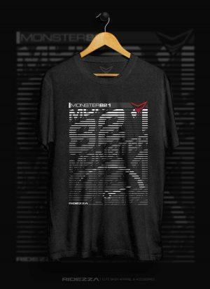 Ducati Monster 821 Speedy T-Shirt