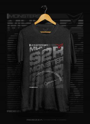 Ducati Monster S2R Speedy T-Shirt