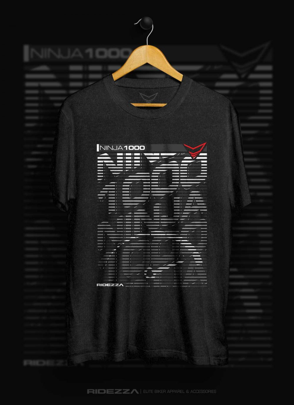 Kawasaki Ninja 1000 Speedy T-Shirt