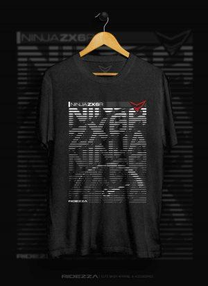 Kawasaki Ninja ZX6R Speedy T-Shirt