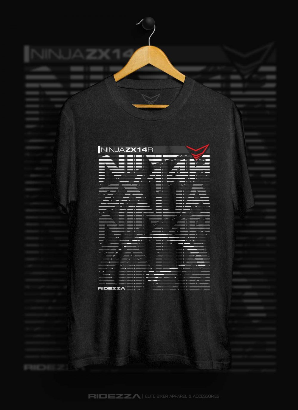Kawasaki Ninja ZX14R Speedy T-Shirt