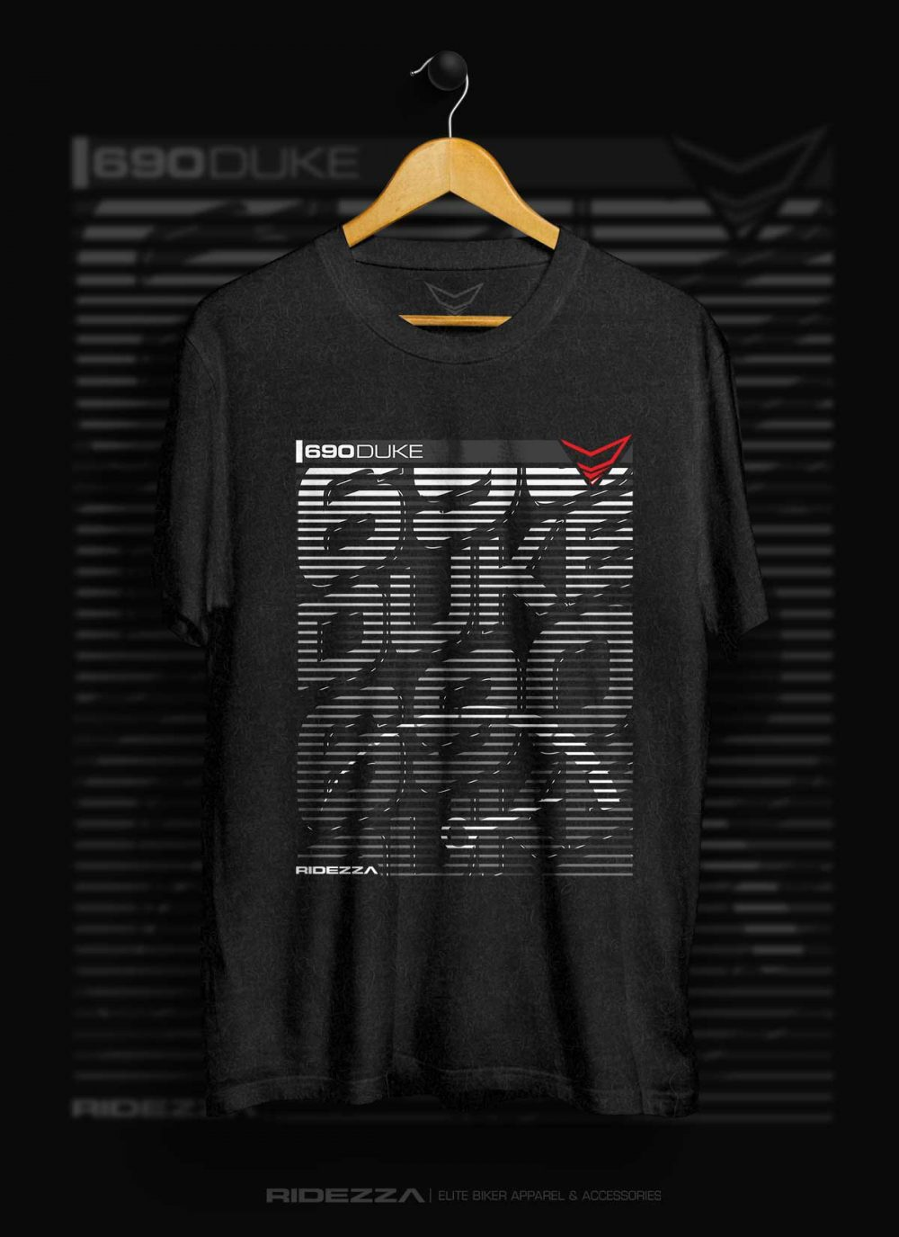 df1c9826 KTM 690 Duke Speedy T-Shirt | Ridezza