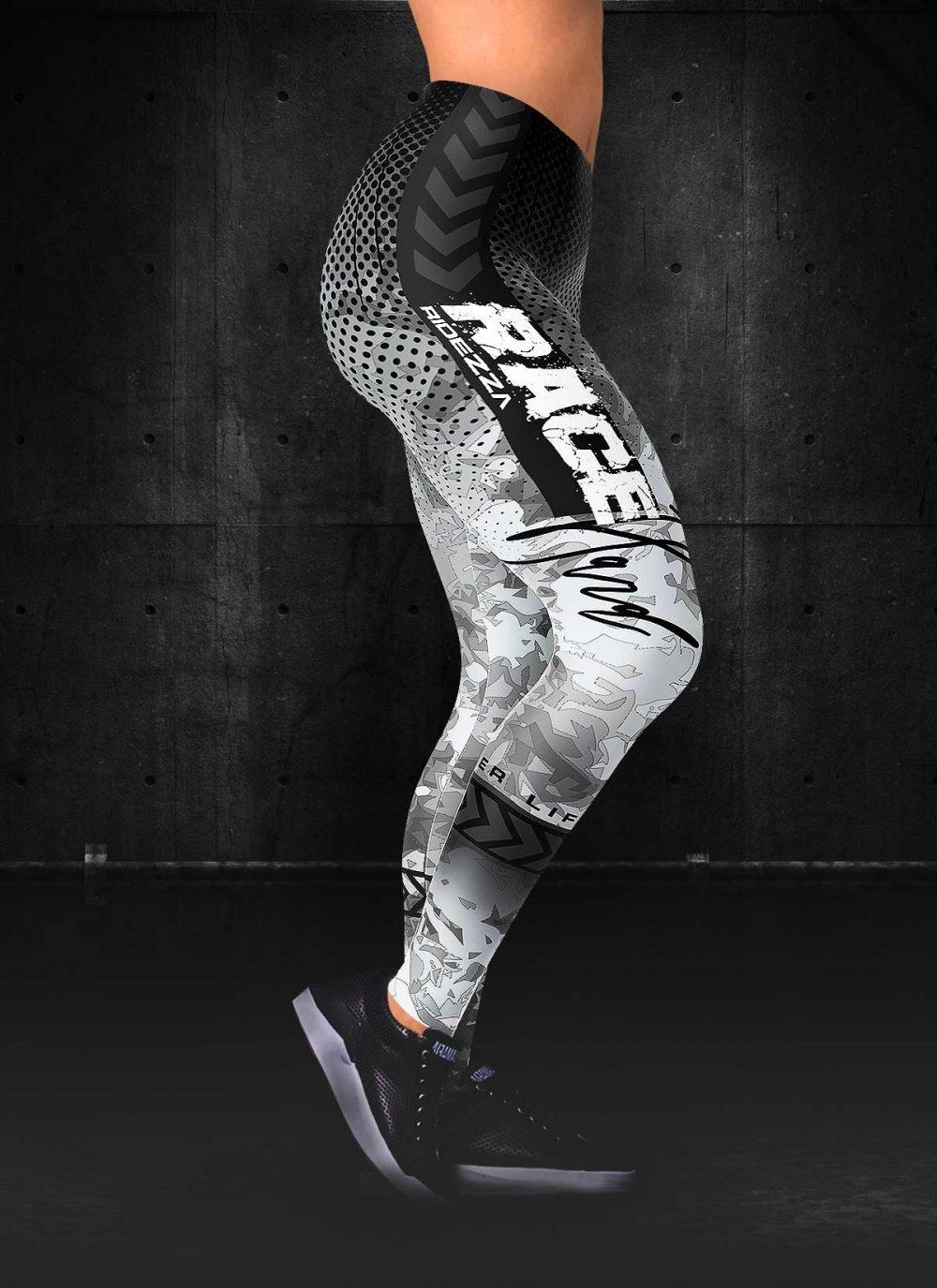 Race Hard Leggings