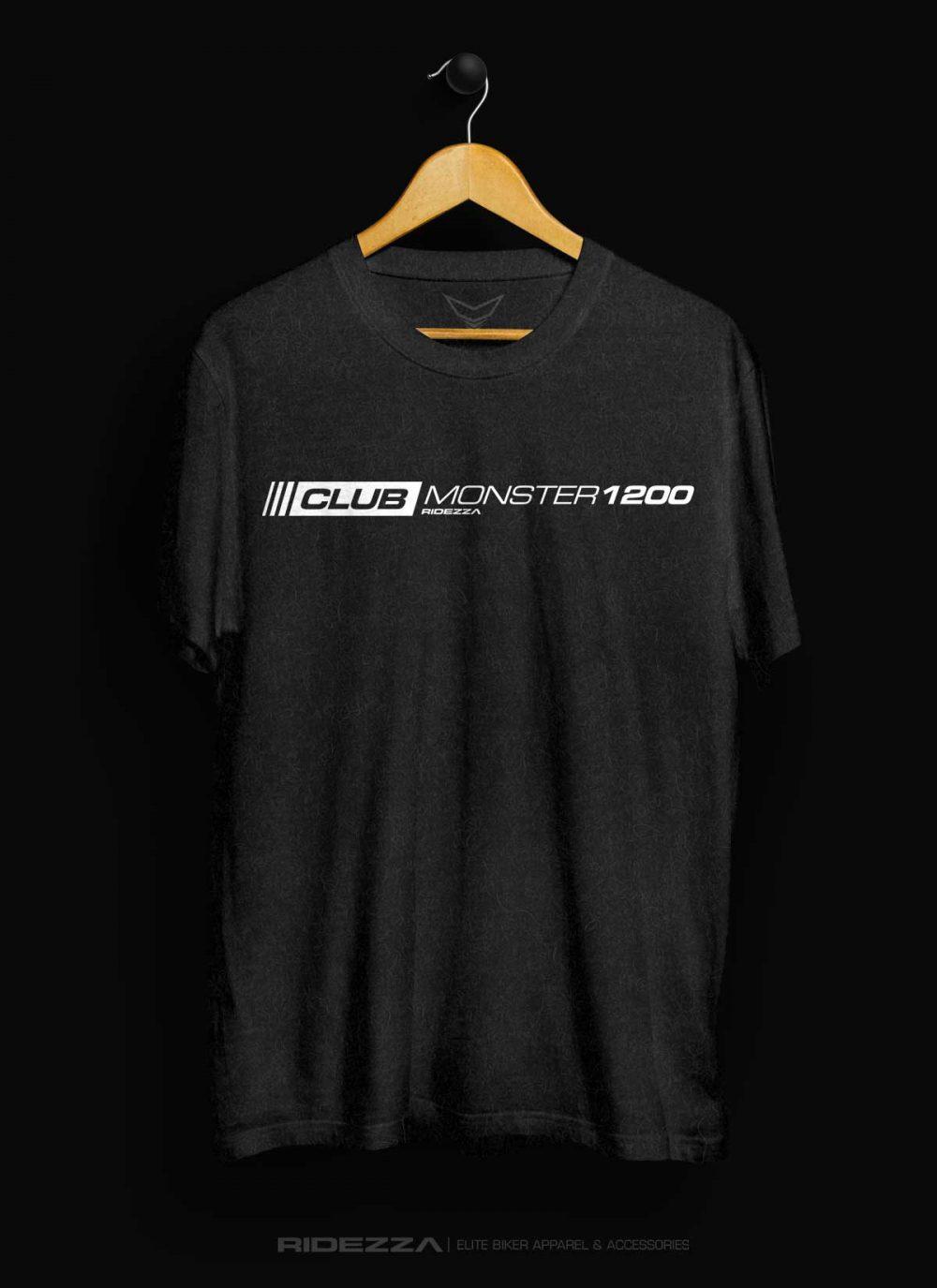 Ducati Monster 1200 Club T-Shirt