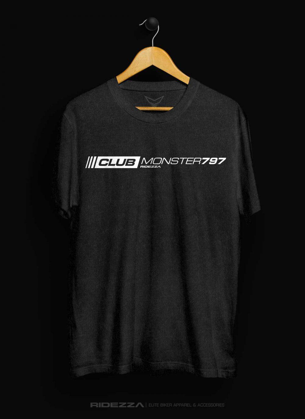 Ducati Monster 797 Club T-Shirt