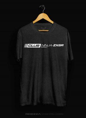 Kawasaki Ninja ZX6R Club T-Shirt