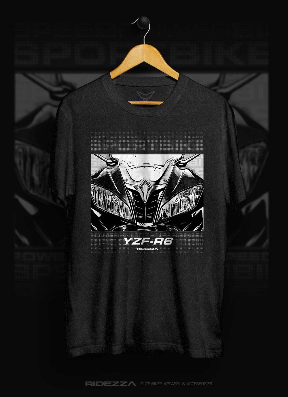 Yamaha YZF R6 Focus T-Shirt