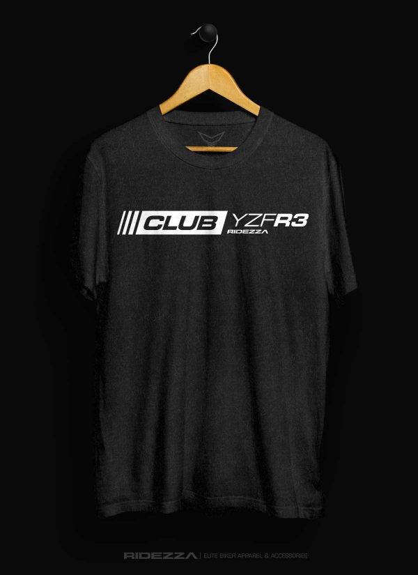 Yamaha YZF R3 Club T-Shirt