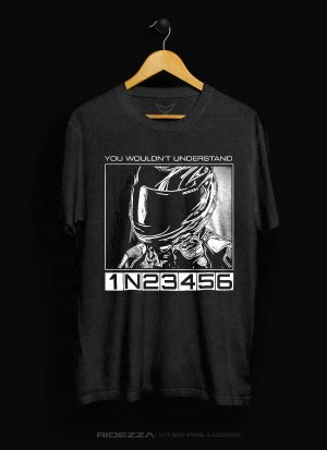 Motorcycle Shift 1N23456 T-Shirt