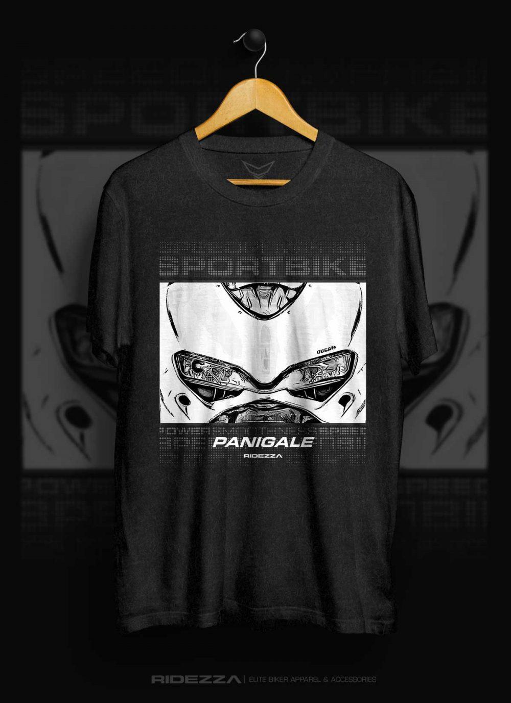 Ducati Panigale Focus T-Shirt
