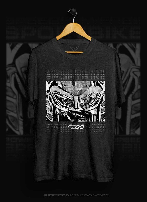Yamaha FZ-09 Focus T-Shirt
