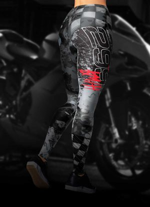 Chainz Ridezza Motorcycle Leggings