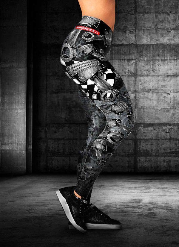 Piston Motorcycle Leggings