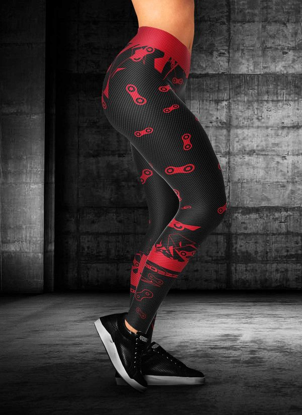 Chaiz Ridezza Motorcycle Leggings