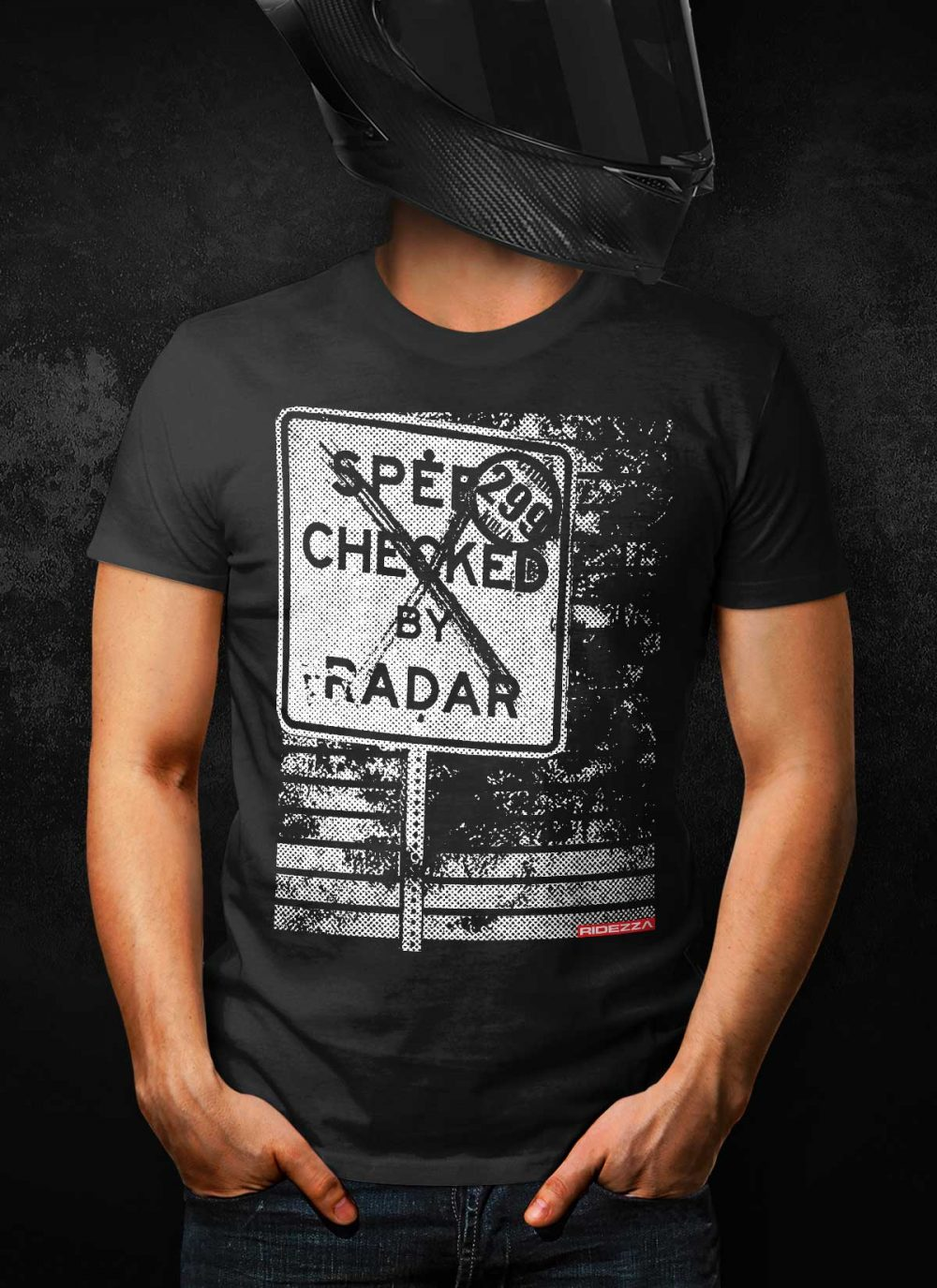 Speed Checked by Radar T-Shirt